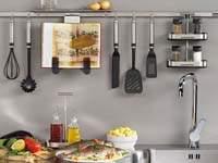 Изображение самых популярных кухонных аксессуаров