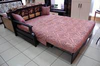 Изображение типичного дивана-аккордеона