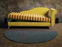Изображение красивого дивана-канапе