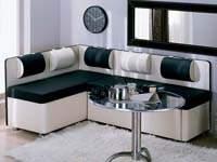 Изображение оригинального дивана для кухни