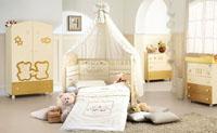 Изображение комната оформленная мебелью для малышей