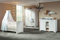 Изображение комната оформленная мебелью для новорожденных