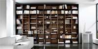 Изображение больших мебельных полок для книг