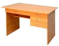 Изображение пистменного стола из ДСП