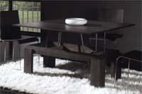 Изображение жульнального стола трансформируемого в обеденный стол