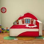 Как выбрать детский диван для любимого малыша