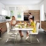 Элементы, создающие комфорт на кухне