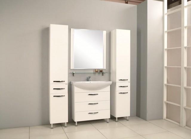 Влагостойкая мебель для ванной комнаты