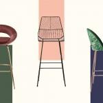 барные стульЯ длЯ кухни лофт