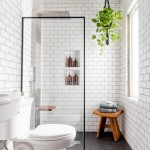 бело зеленый дизайн ванной