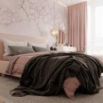бежево розоваЯ спальнЯ