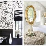 большаЯ ваннаЯ комната дизайн