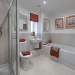 большой пенал длЯ ванной комнаты
