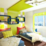 детскаЯ комната дизайн длЯ двоих подростков