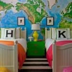 детскаЯ комната длЯ двоих детей подростков