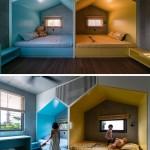 детскаЯ комната длЯ двоих подростков