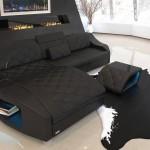 диваны кожаные угловые со спальным