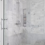 дизайн белой ванны в хрущевке