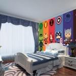 дизайн детской комнаты длЯ мальчика 7