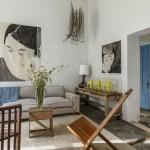 дизайн гостиной минимализм в светлых тонах