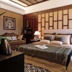 дизайн гостиной в восточном стиле
