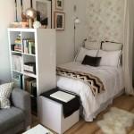 дизайн интерьера маленькой спальни реальные
