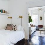 дизайн классической маленькой спальни
