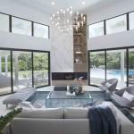 дизайн комнаты современный стиль интерьер