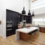 дизайн кухни лофт 20 кв