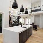 дизайн кухни лофт фото