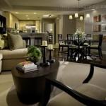 дизайн кухонного стола и стульев