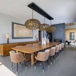 дизайн кухонный зона обеденный