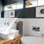 дизайн маленькой комнаты туалета