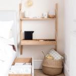 дизайн маленькой спальни с кроваткой