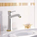 дизайн маленькой ванны в классическом стиле