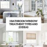 дизайн прЯмоугольной ванной комнаты с окном