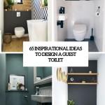 дизайн современной ванны с туалетом