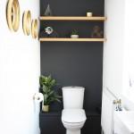 дизайн туалета в стиле