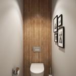 дизайн ванной и туалета совмещенные