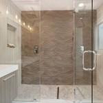дизайн ванной комнаты без окон