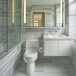 дизайн ванной комнаты плитка с мозаикой фото