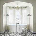 дизайн ванной комнаты с душевой 2019