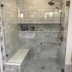 дизайн ванной комнаты с душевой без туалета