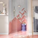 дизайн ванной комнаты с душевой фото