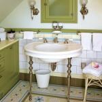 дизайн ванной комнаты с душевой мозаика