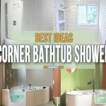 дизайн ванной комнаты с угловым унитазом