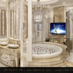дизайн ванной комнаты в классическом стиле фото