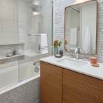 дизайн ванной с туалетом плитка