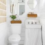 дизайн ванной в черно белом стиле