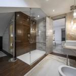 дизайн ванной в хрущевке в современном стиле